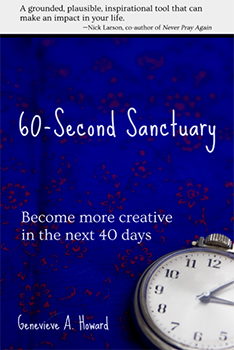 60-Second Sanctuary book